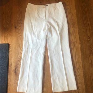 Ann Taylor White Pants